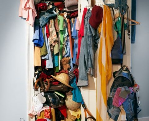 Closet Conundrums: Solved! - Nick and Hilary